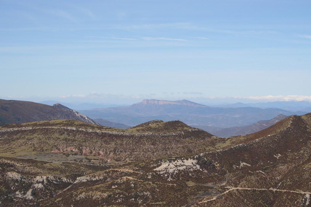 Vista de Oroel