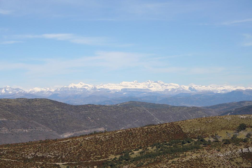 Vista del Pirineo