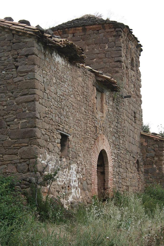 Puerta de la Ermita de la Fabana