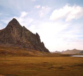 Pico e Ibones de Anayet