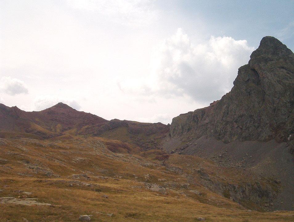 Vertice y pico de Anayet