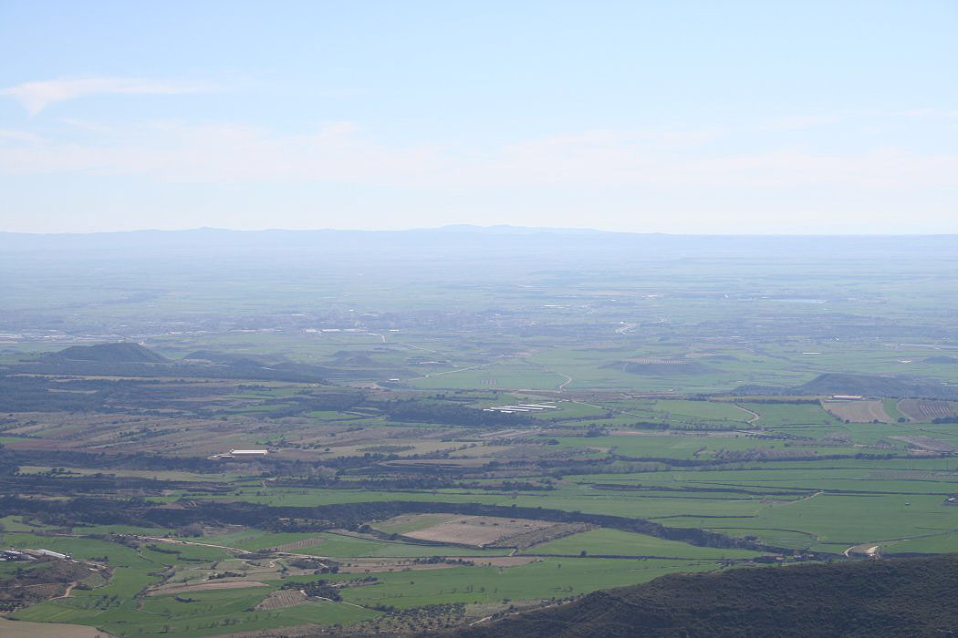 Vista de Huesca