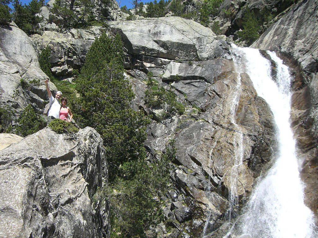 Cascadas río Caldares