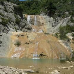 Cascada de San Felices