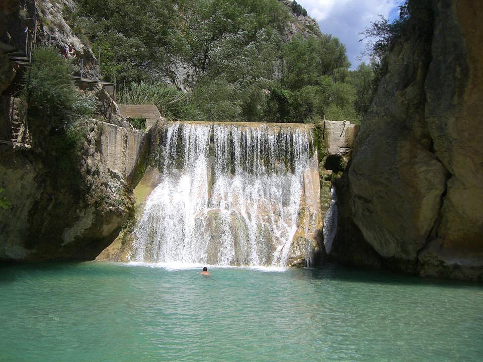Cascadas en huesca looking 4 maps for Piscinas huesca