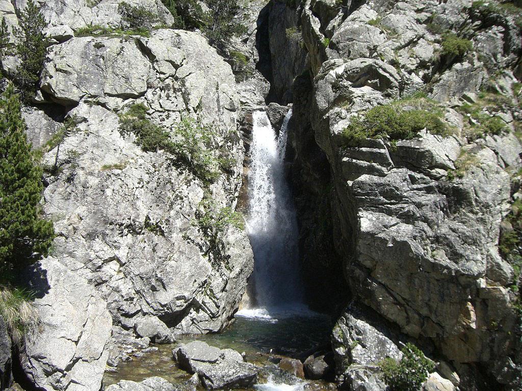 Cascada río Caldares