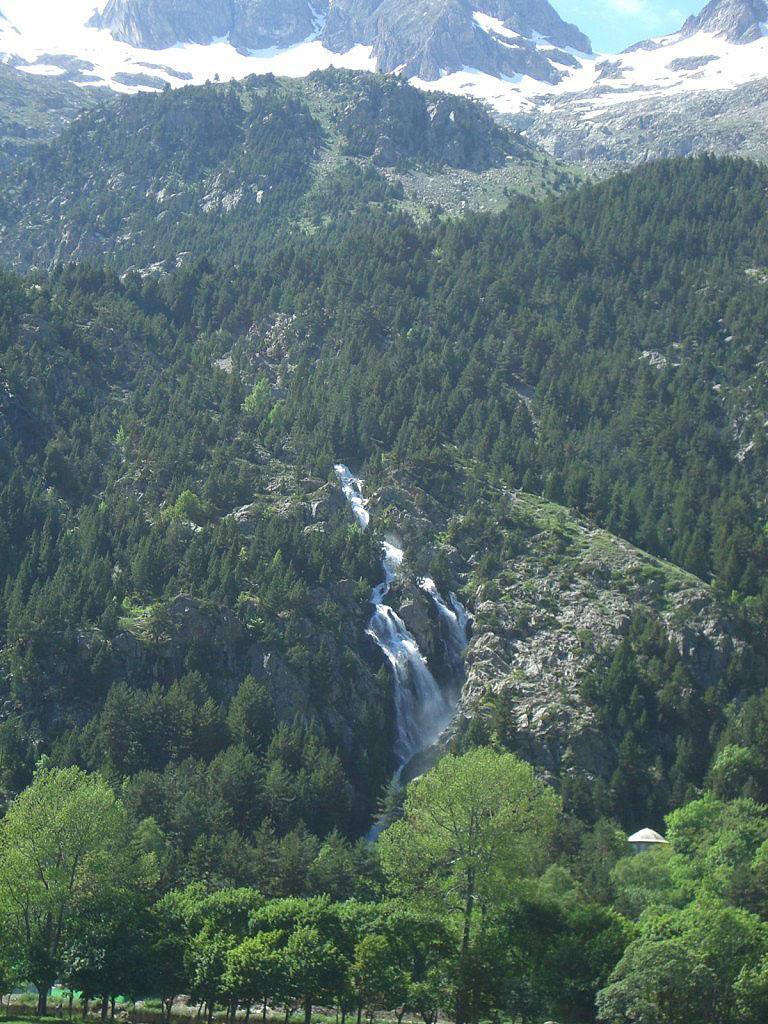 Cascadas de Argualas