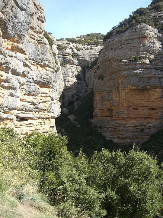Otra vista del Barranco de San Julian