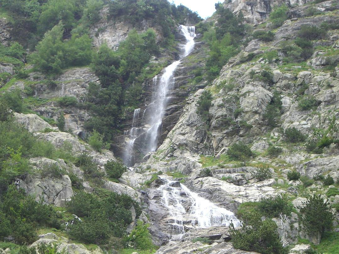 Cascada Barranco de Arriel