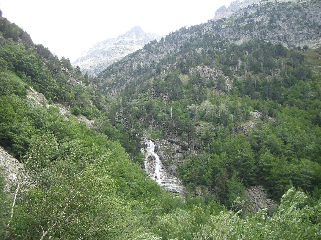 Cascada Río Aguas Límpias