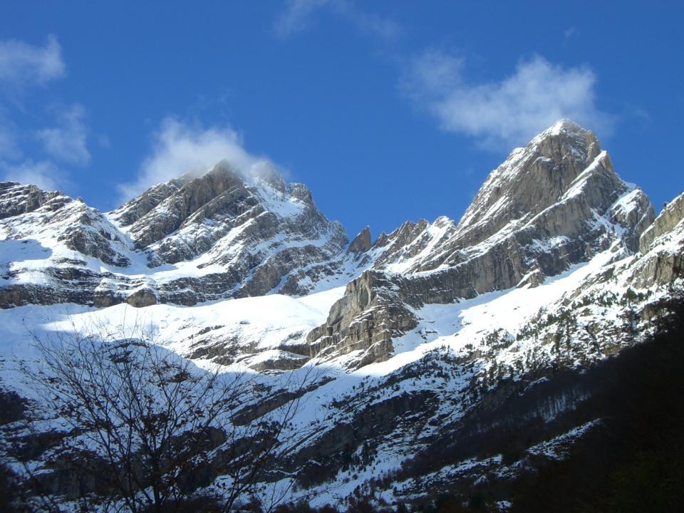 Picos Pineta y Focarral