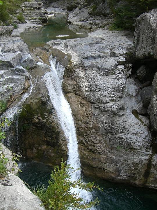 Cascadas río Bellos