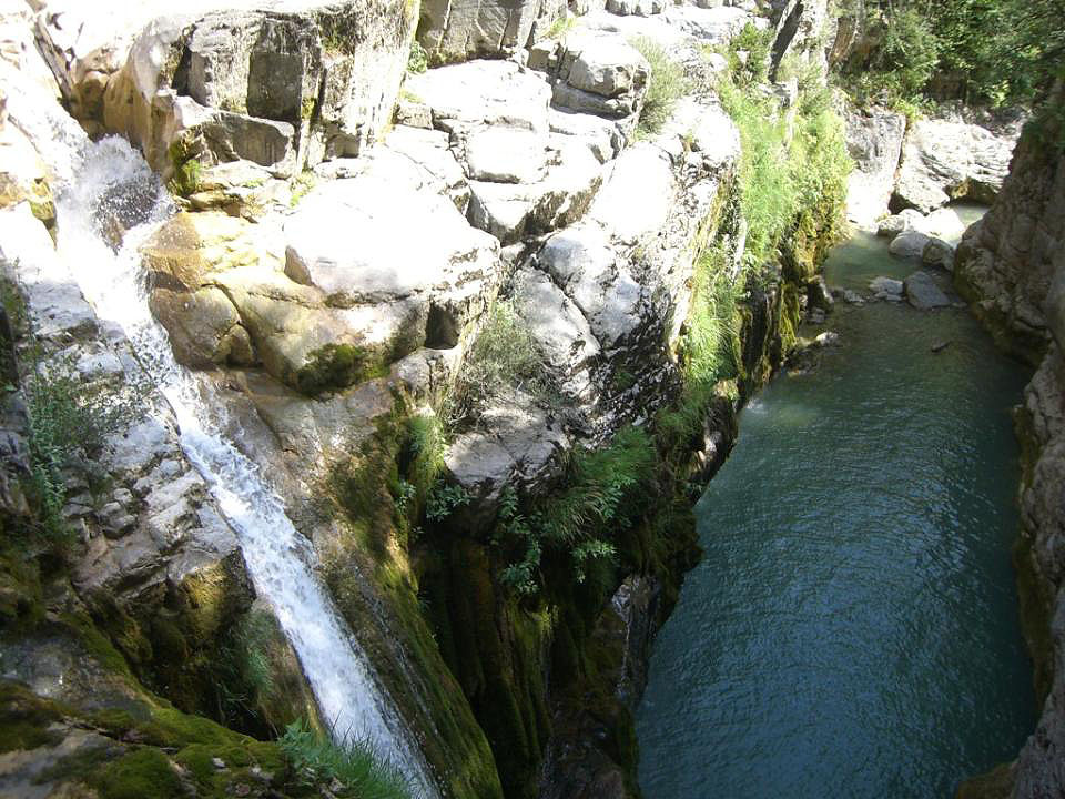 Cascada del río Aso