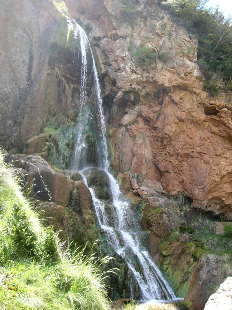 Cascada del Barranco de Salinas