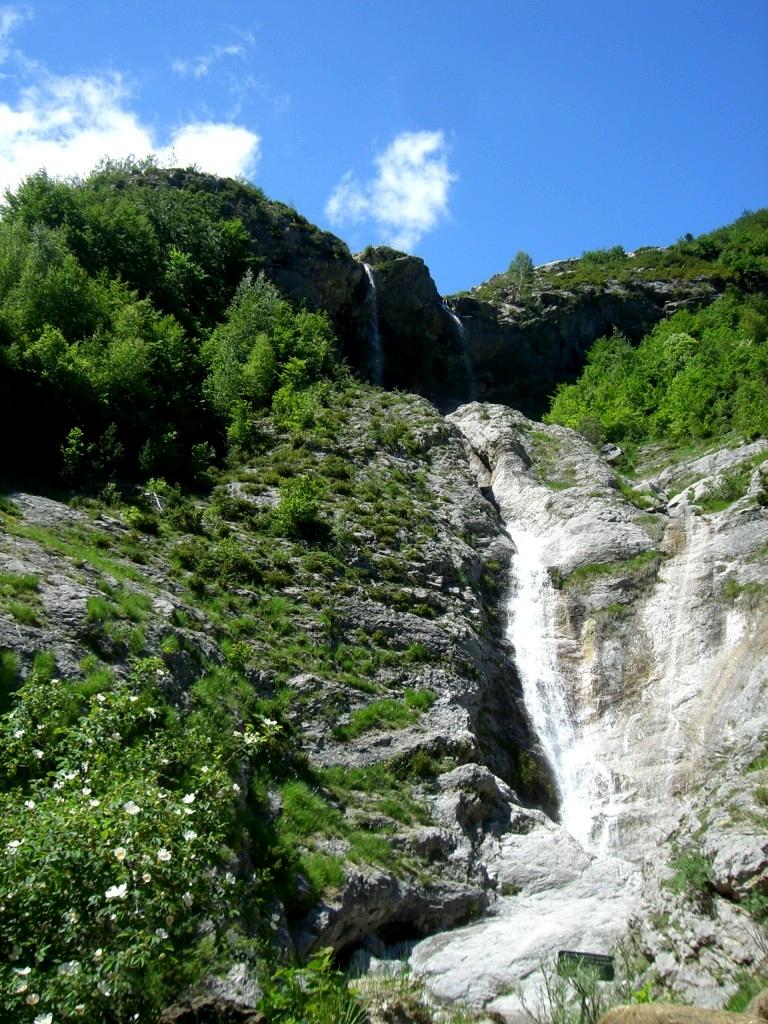 Cascadas Barranco Montaspro
