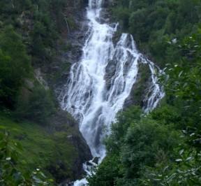 Cascada de Espigantosa