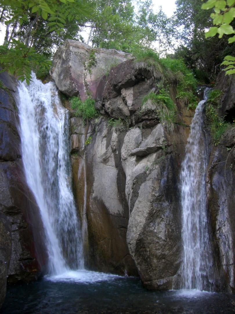 Cascadas Barranco de Liri