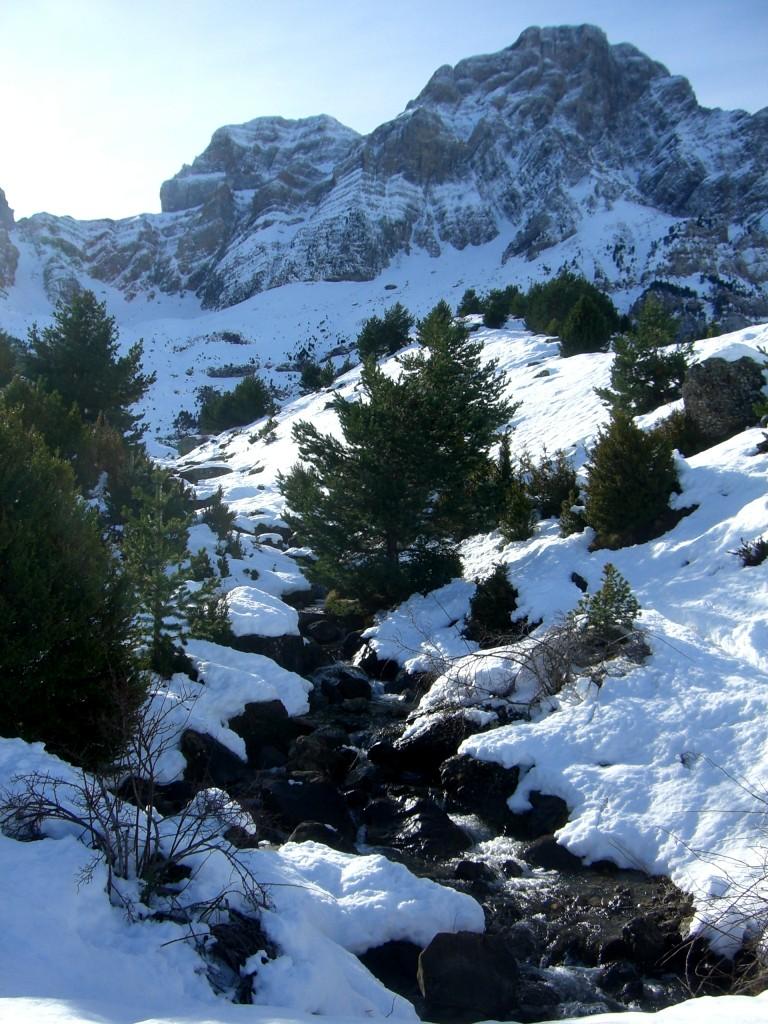 Barranco del Boj (barranco del ibón)