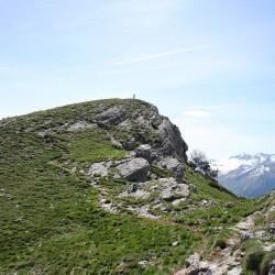 Cumbre del Pico Pacino