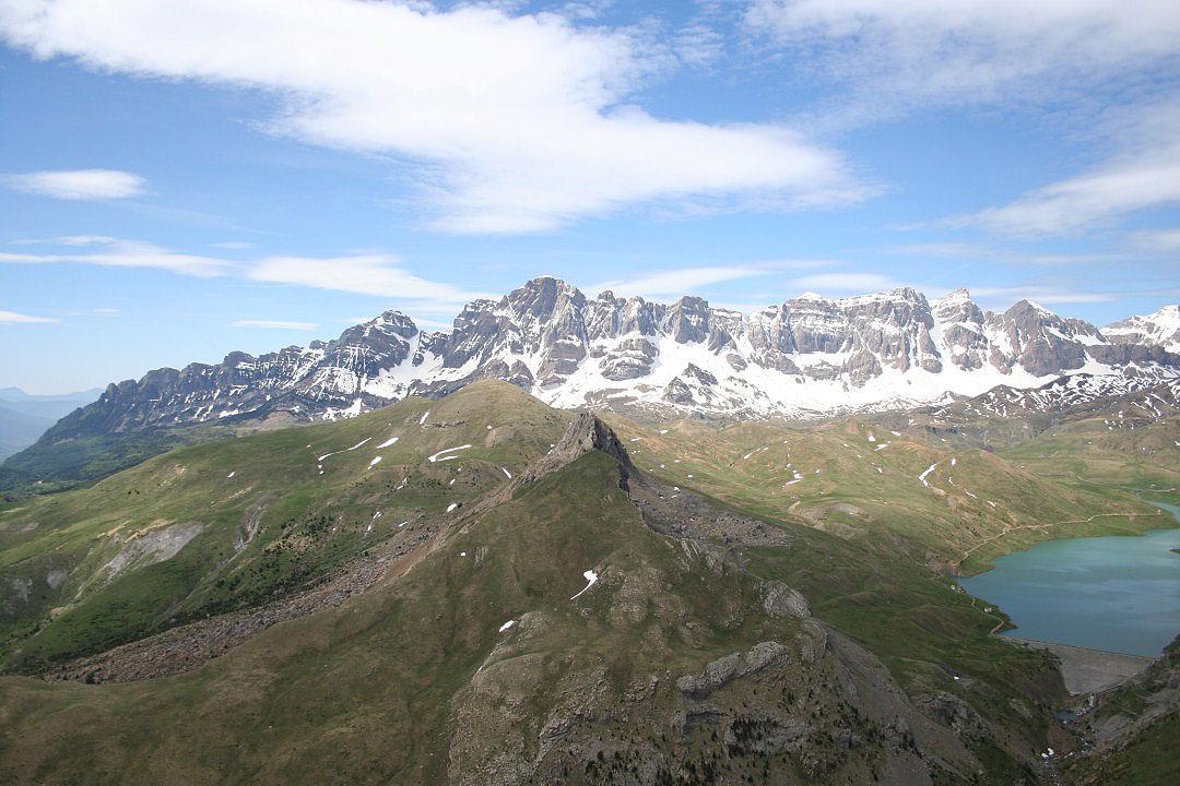 Sierra de la Partacua. Peña Telera