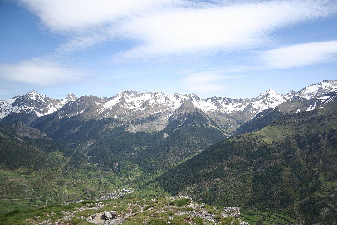 Pico Pallas y Bailatus