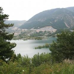 Vuelta al Pantano de Arguis en Mountain Bike