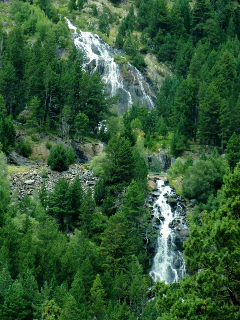 Cascadas de Aiguapases