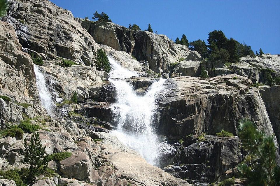 Cascada del Fraile