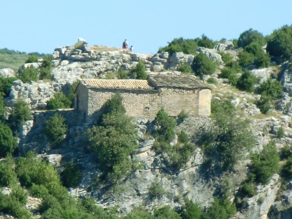 Ermita de la Vigen de Rodellar