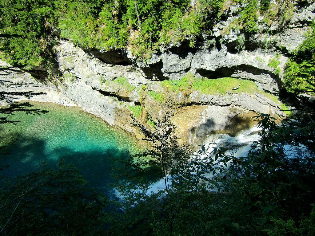 Cascadas de Tamborreta