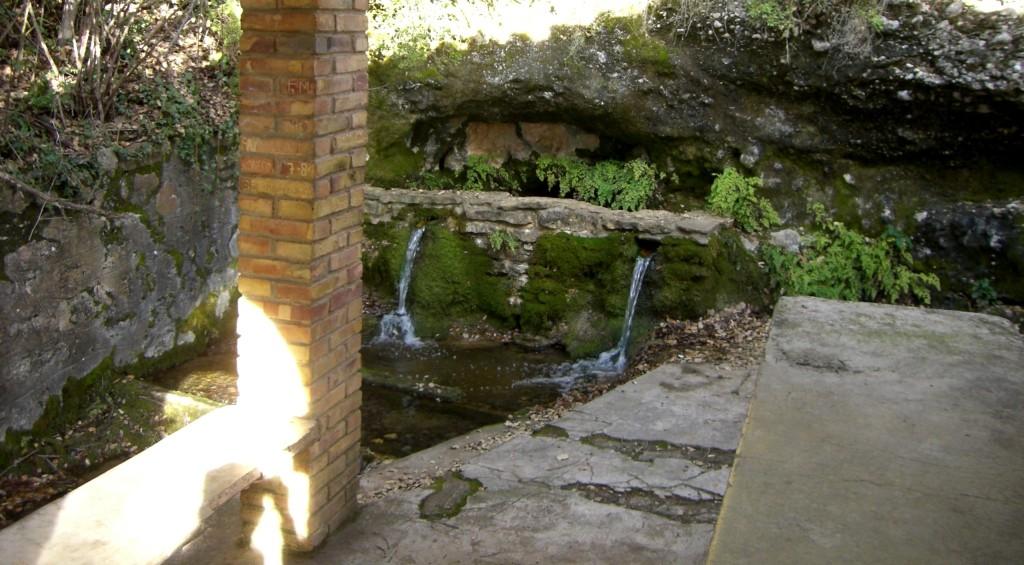 Fuente de la Ermita Fuensanta