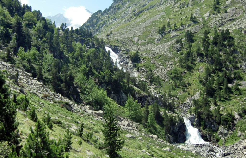 Cascada de Esplumouse