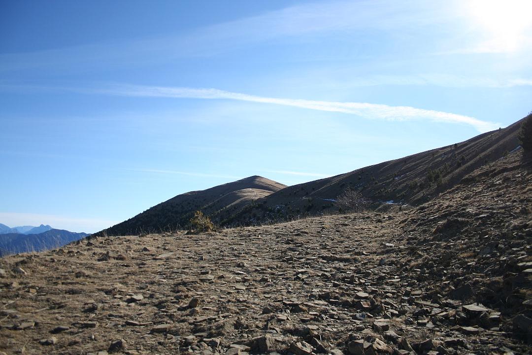 Otra vista mas cercana del pico Pelopin