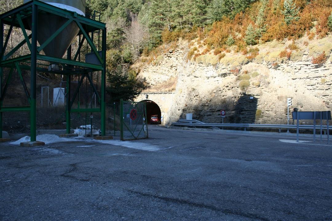 Tunel de Cotefablo