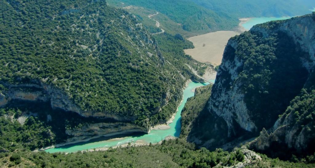 Samitier 8 Estrechos De Entremon Excursiones Por Huesca - Estrechos