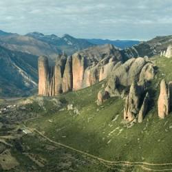 Mirador de los Buitres por Sendero Os Fils