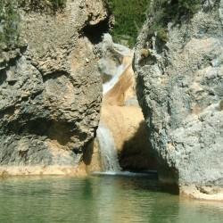 La Pillera, Badina Estañonero y Brazo de Mar