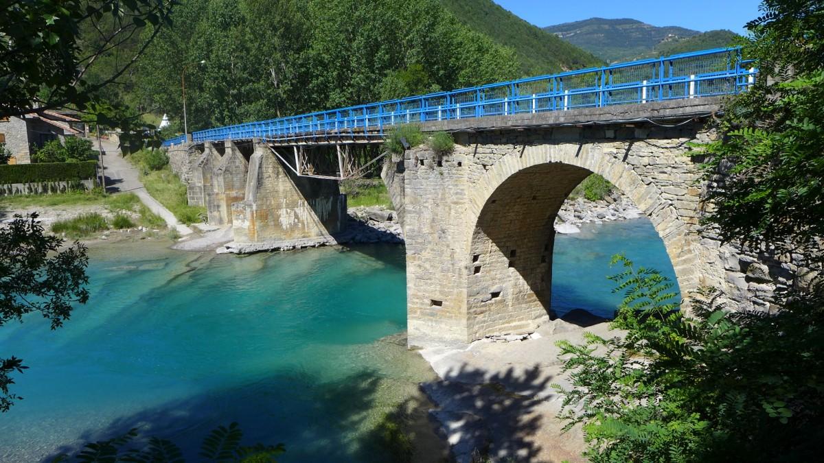La Gorga de Boltaña   Excursiones por Huesca