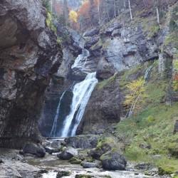 Cascadas de Arripas, la Cueva y del Estrecho
