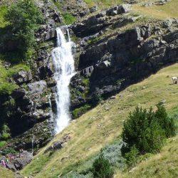 Cascada de Las Negras