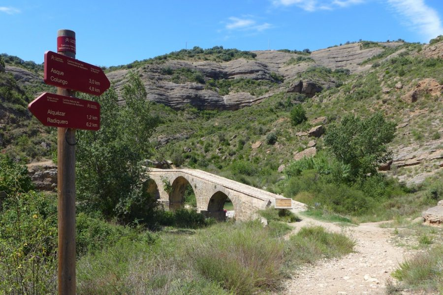Puente de Fuendebaños