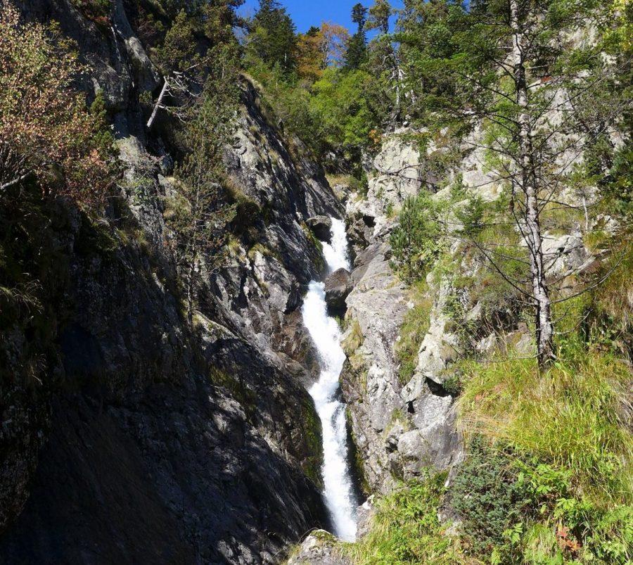 Cascada del Pí