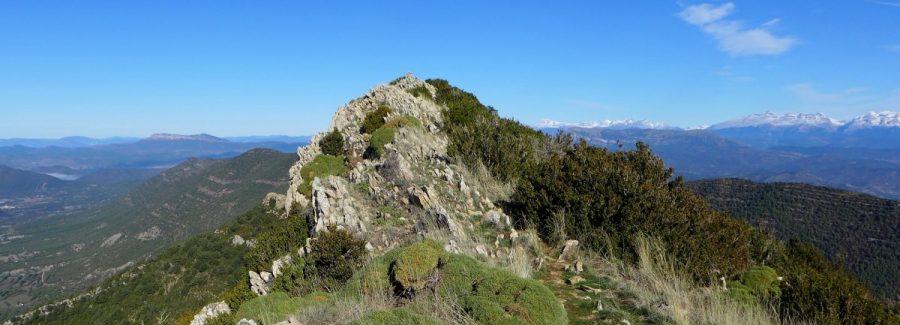 Cima del Monte Peiró